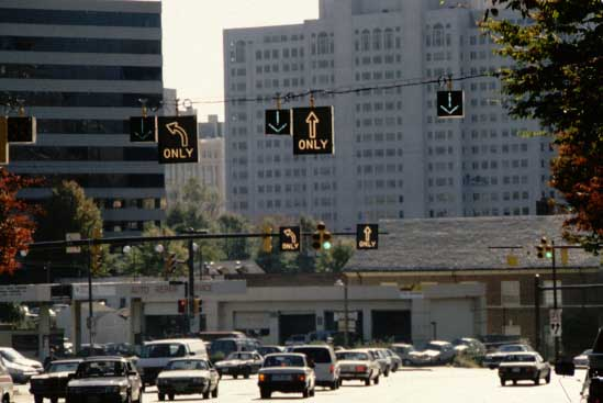 lane control